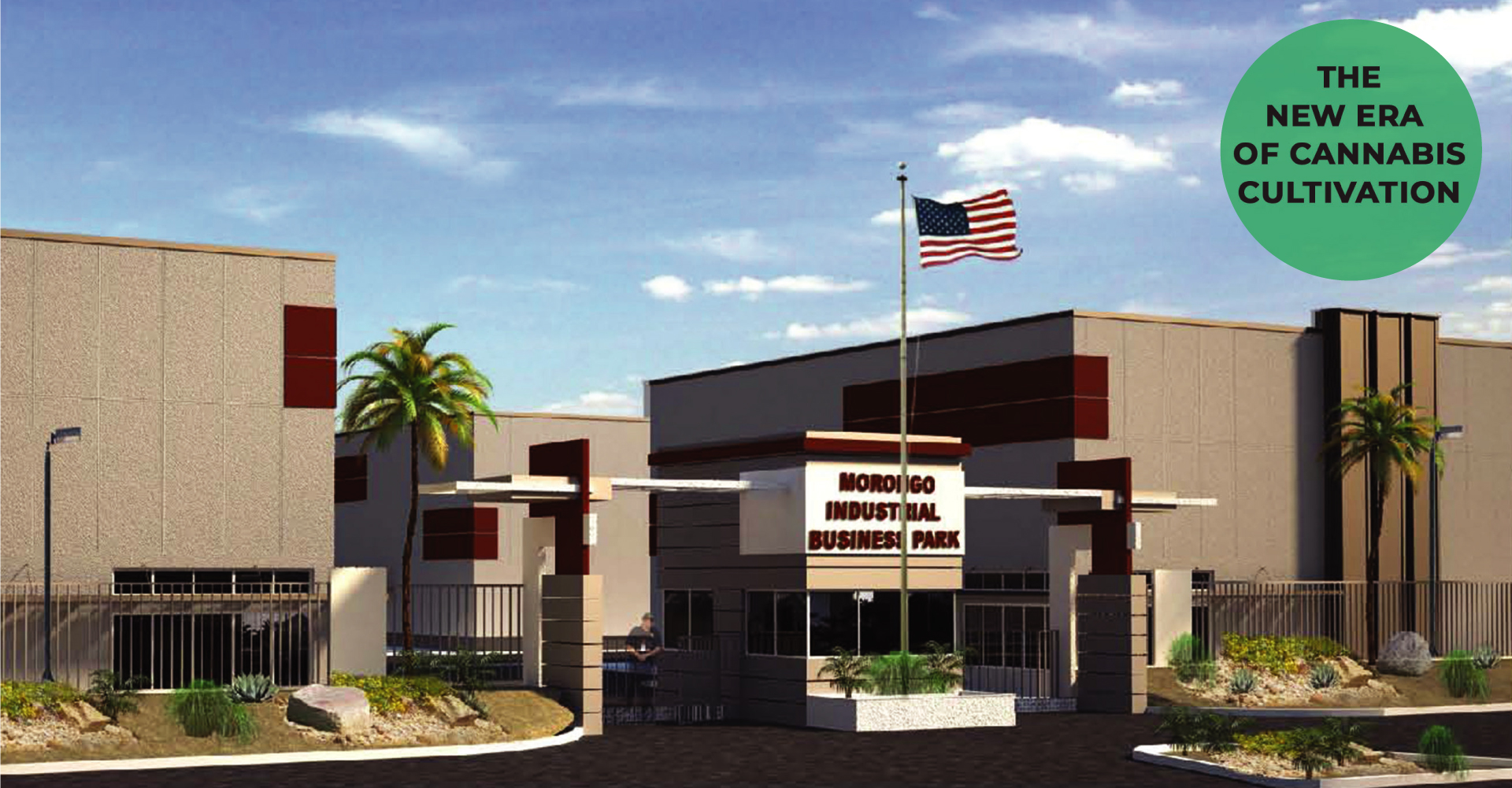 Morongo Industrial Business Park