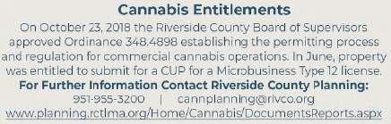 52,368 SF Proposed Cannabis Facility on 38.97 AC