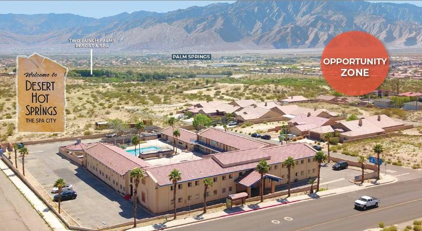Desert Rain Hot Mineral Spa Hotel