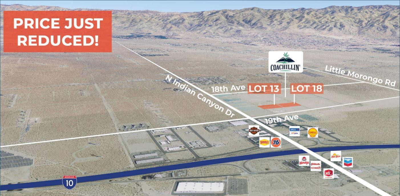 3.27 - 6.59 AC Coachillin', Desert Hot Springs