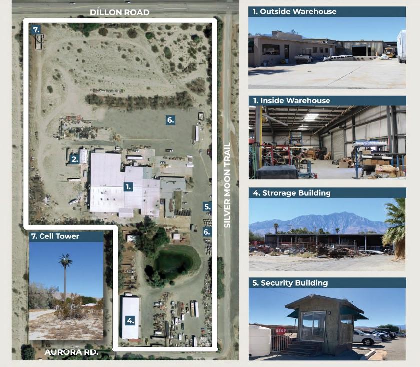 Proposed Cannabis Facility photos
