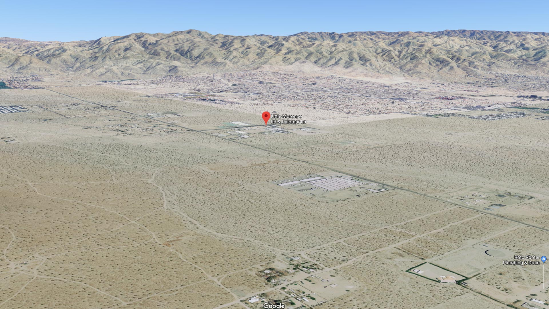 0.29 AC Zoned Industrial for Cultivation, Desert Hot Springs, CA