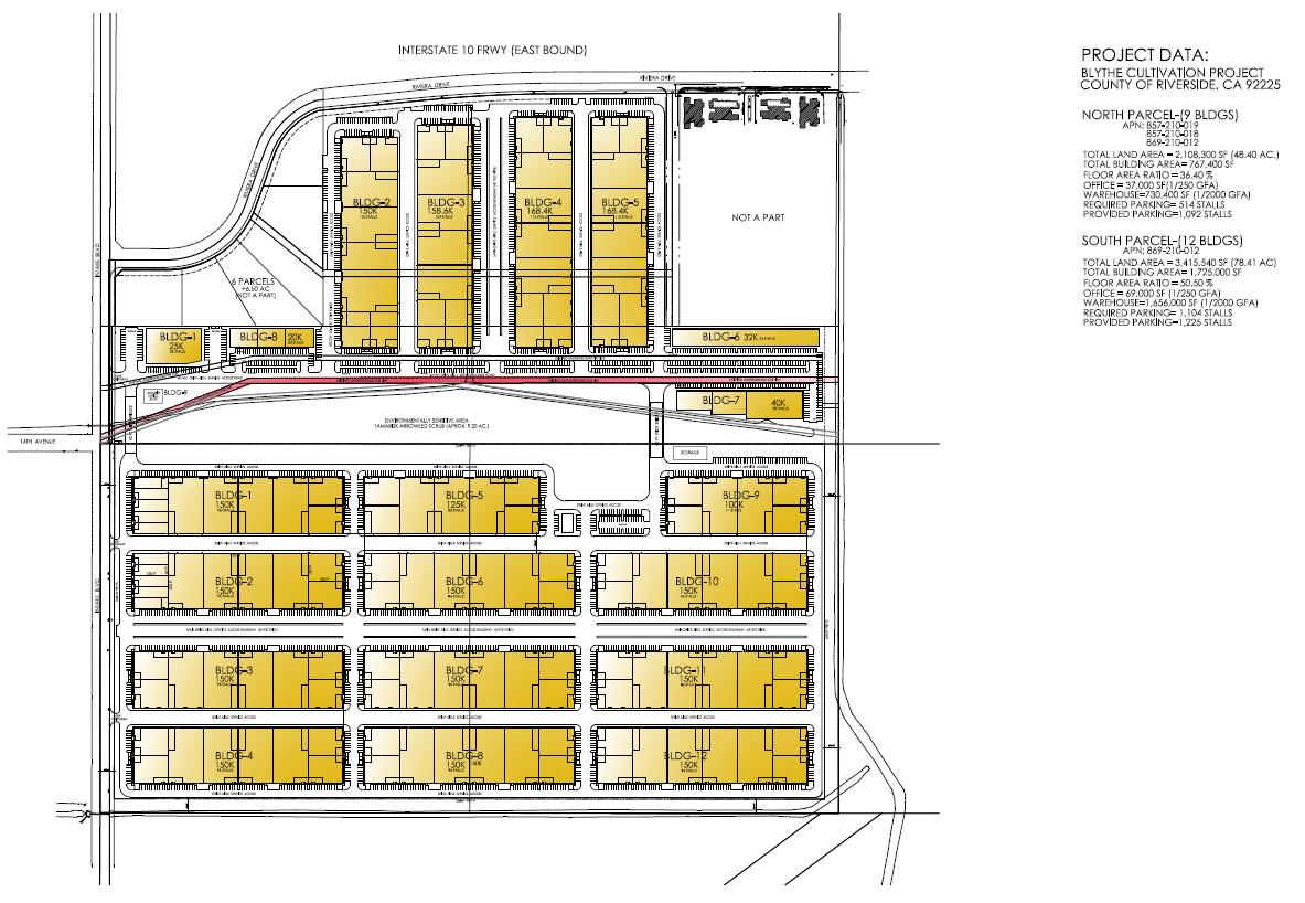 project data image of palo verde center business park