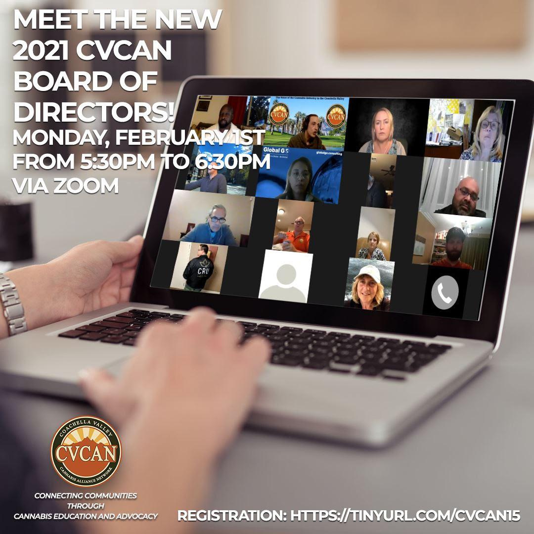 Meet the new 2021 CVCAN Board of Directors