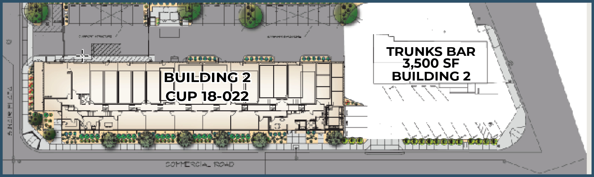 CUP 18-022 Site Plan of 36737 Cathedral Canyon Dr, Cathedral City, CA