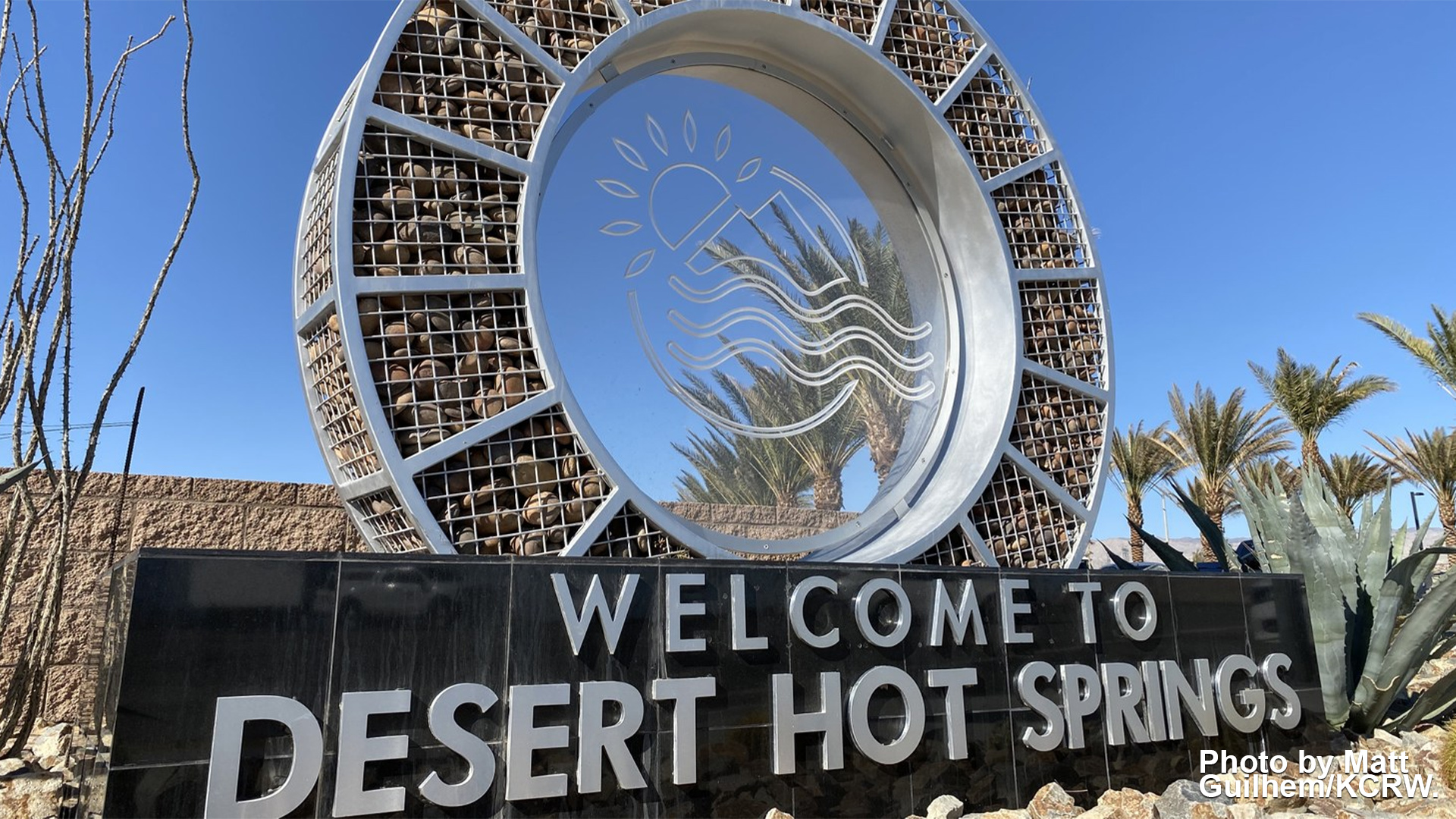 Desert Hot Springs wants to be the Napa Valley of weed