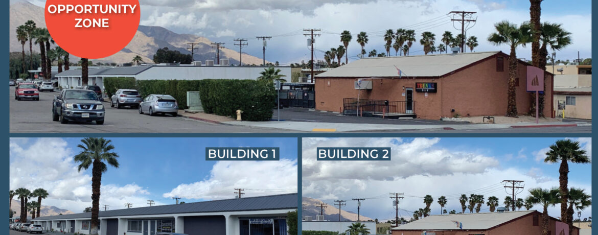 Building Image Collage of 36737 Cathedral Canyon Dr, Cathedral City, CA