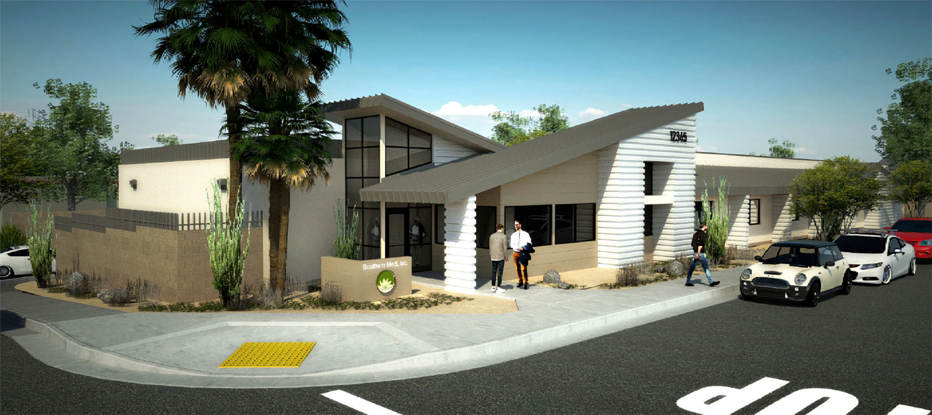 Building Rendering Image of 36737 Cathedral Canyon Dr, Cathedral City, CA