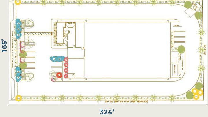 1.26 AC N Palomar Ln, DHS Site Plan Web